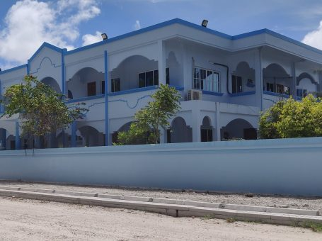 Fuvahmulah City Police Station
