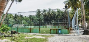 Maalegan Futsal Pitch